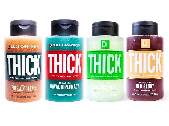 Duke Cannon Thick Viscosity Body Wash
