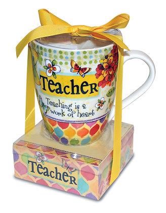 Relationship Mug and Notepad Giftset