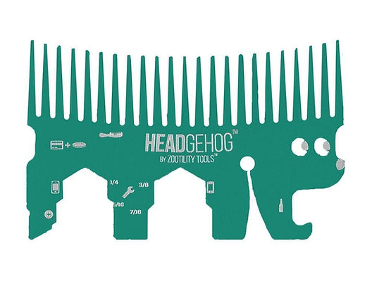 Headgehog by Zootility Tools