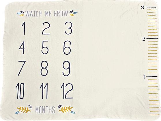 Milestone Blanket - Grow