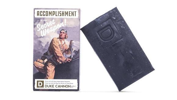 Duke Cannon-Accomplishment Soap