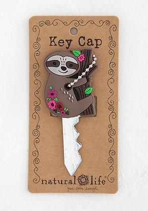 Sloth Slow Down Key Cap- Natural Life