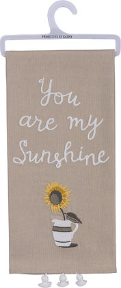 Dish Towel - You Are My Sunshine