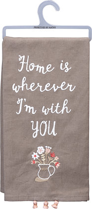 Dish Towel - With You