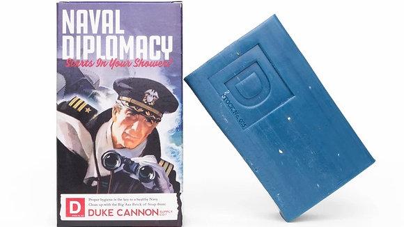 Duke Cannon WWII - Era Big Ass Brick Ass of Soap - Naval Diplomacy