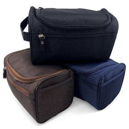 Mad Man Toiletry Travel Kit Bag