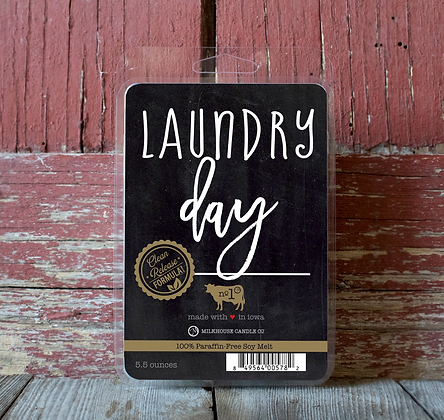 MilkHouse Small Fragrance Melts -Laundry Day