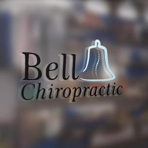 Bell Chiropratic Window Sign