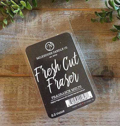 MilkHouse Small Fragrance Melts - Fresh Cut Fraser