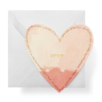 XOXO Heart Gift Enclosure