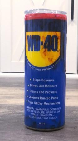 WD-40 Tumbler
