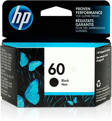 HP Ink 60 Black