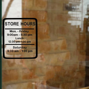 Mercantaile On Main Store Hours