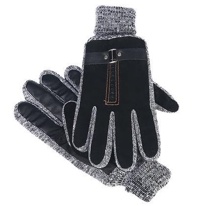 Mad Man  Suede Oscar Gloves
