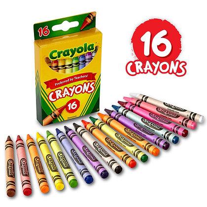 Crayola Crayons Assorted Colors
