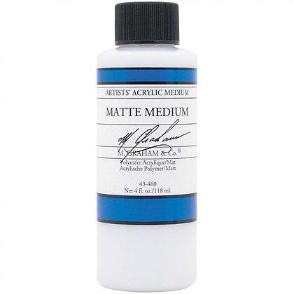 M. Graham Acrylic Matte Medium