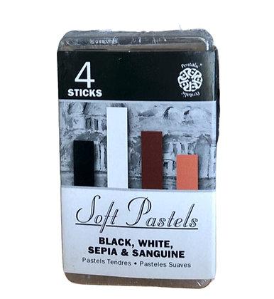 Pentalic Soft Pastels