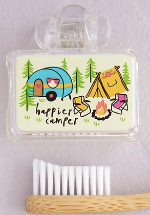 Natural Life Happier Camper Toothbrush Cover