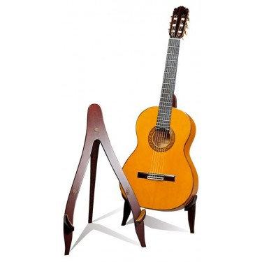 מעמד לגיטרה מעץ
