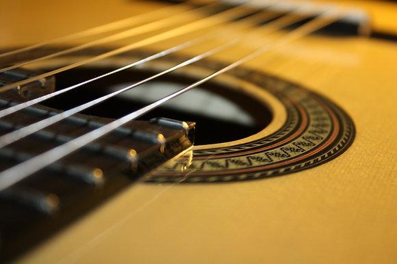CONCIERTO 3  גיטרה אלפרדו גונזלס