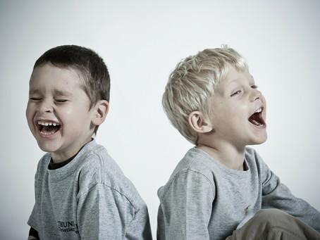Le rire, ça change TOUT !!!!
