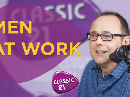 Sur CLASSIC 21 - MEN @ WORK - DAY CLIC COACHING  (11:11 -> 15:17)