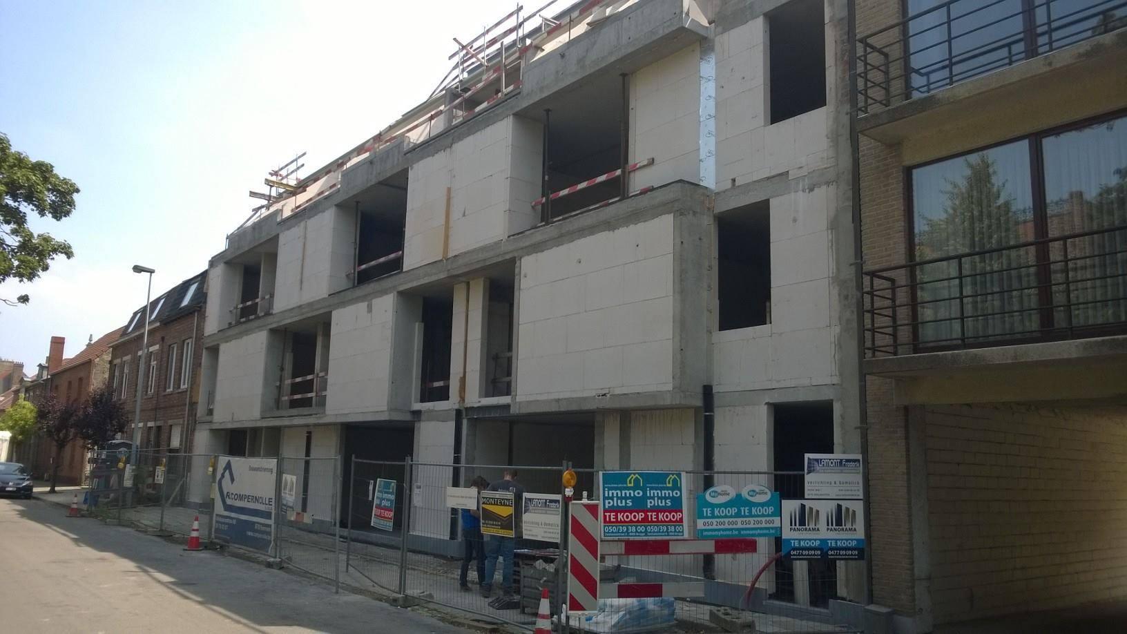 Appartementen Brugge