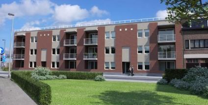 Appartementen Wetteren
