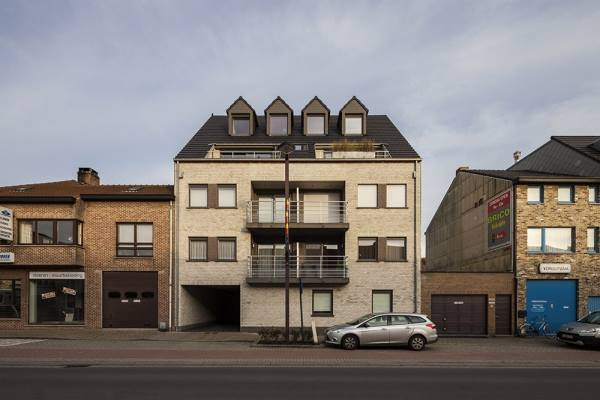 appartementen Nieuwpoort