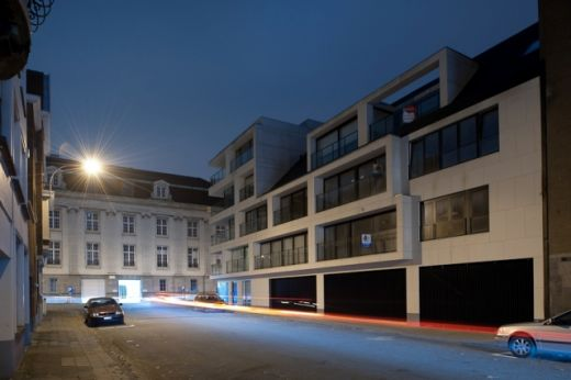 Residentie Hendrik Beyard - Kortrijk