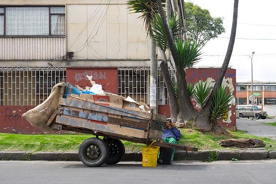 Los héroes del desperdicio