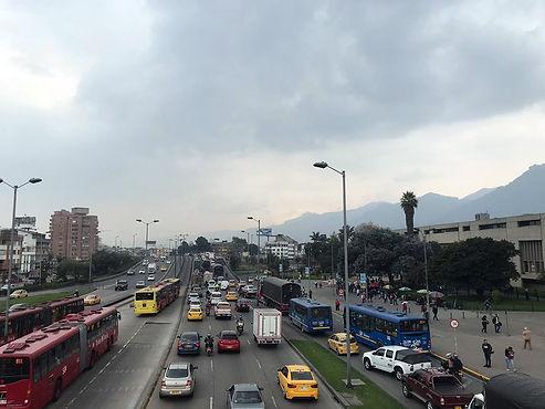Bogotanos al límite