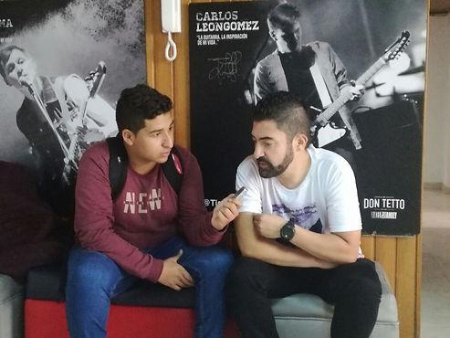"""""""La comedia es tan difícil como otras profesiones"""": Iván Marín"""