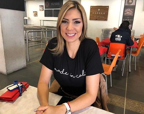 """""""Ser mujer me abrió un espacio en el deporte"""""""