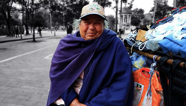 Prefieren las calles a hogares geriátricos