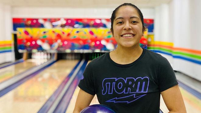 Laura Plazas, una campeona que va volando