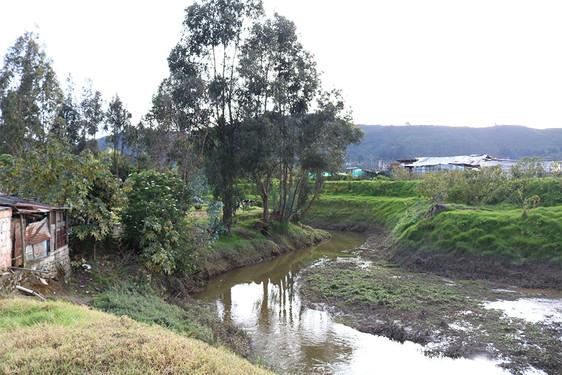Chía, un municipio que se hunde en su propio lodo