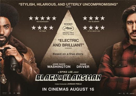 BlacKkKlansman: una lucha por la identidad, el poder y la vida