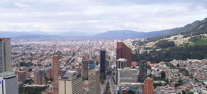 Bogotá sin aire