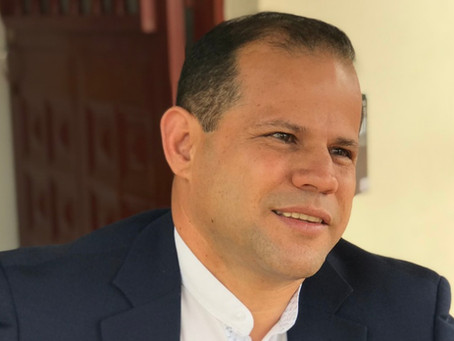 Los aliados de Jorge Trujillo, el candidato presidencial que pocos conocen