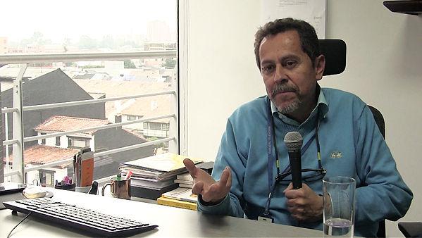 Alberto Medina, un contador de historias