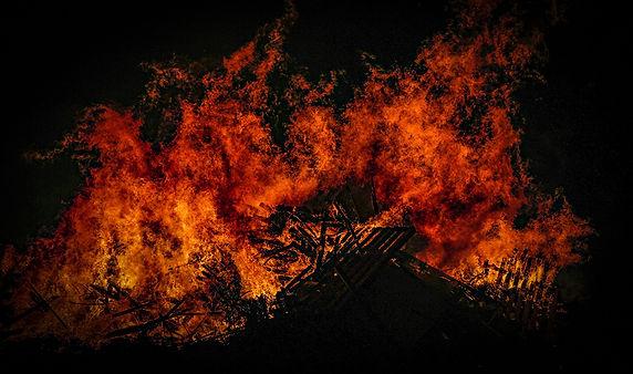 ¡Alerta con el fuego!