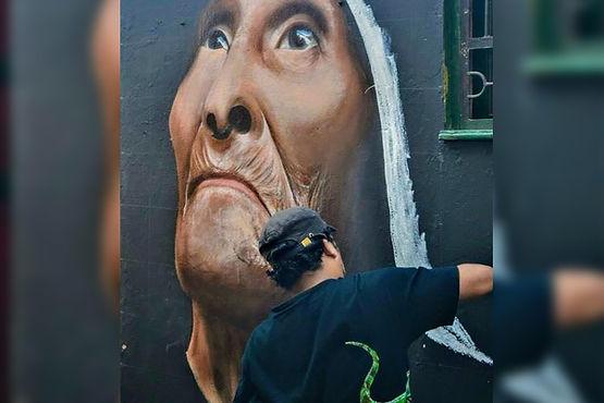 El rostro de una cultura invisible