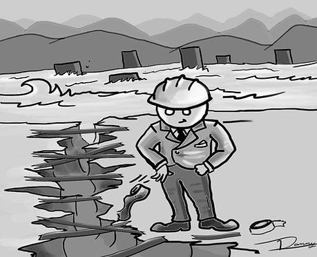 Crónica de un Hidroituango desbordado