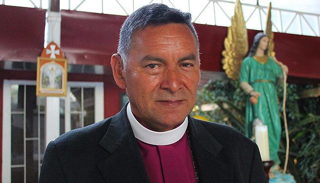 El obispo anglicano que busca su propia catedral