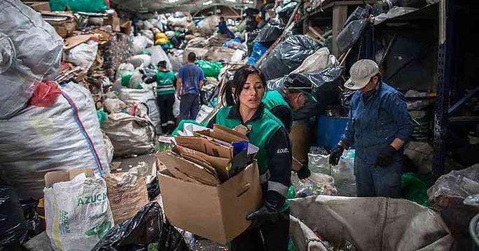 Reciclaje: una labor de transcendencia