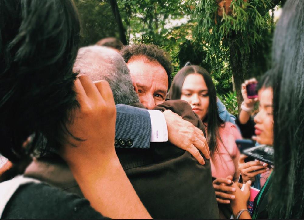 Así se vive en Festival Gabo 2019