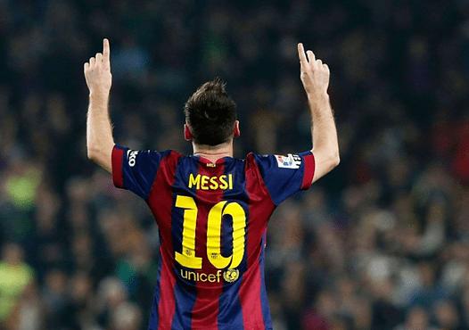 Messi, ¿más que un club?