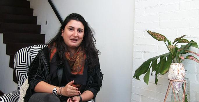 Manuela Álvarez, confección de una mujer