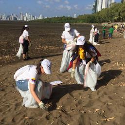 Para servir, servir: Voluntarios UniSabana en la JMJ Panamá 2019